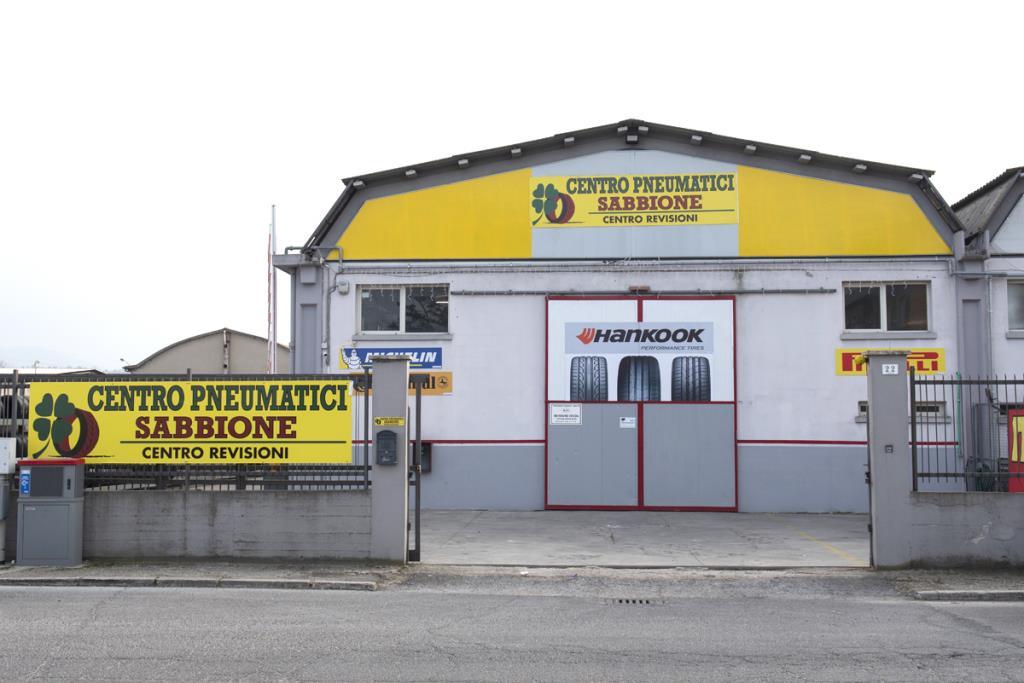 Centro Pneumatici Sabbione