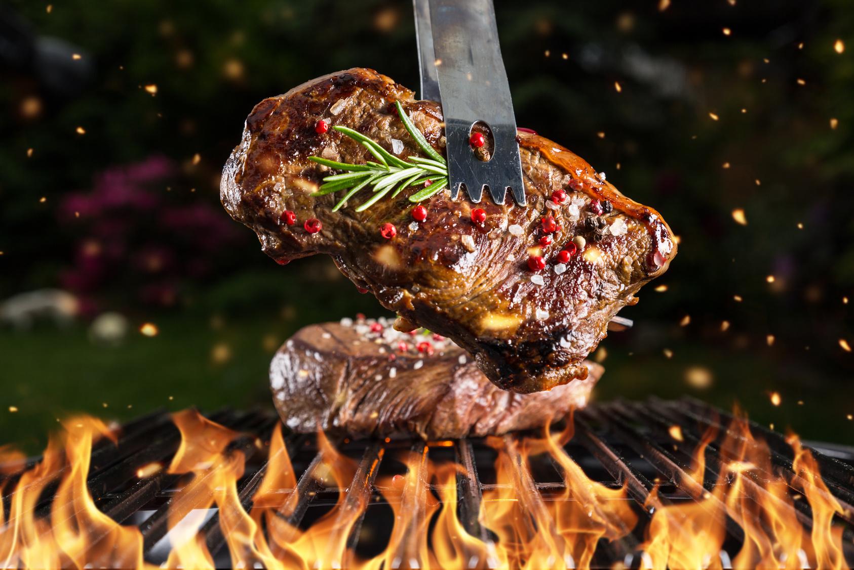 Piatti tipici umbri Carne alla brace