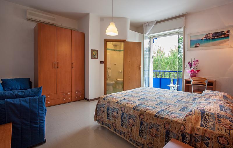 camere albergo senigallia