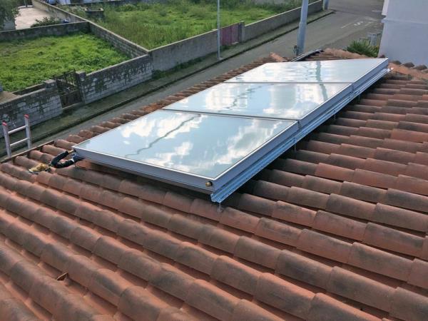 pannelli solari Nuoro