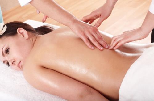 corso massaggio californiano Salerno