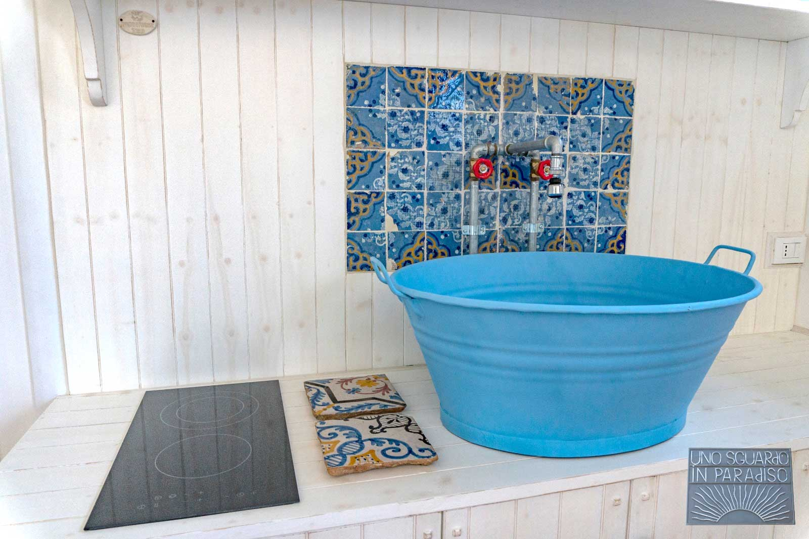 Design minimalista casa vacanze