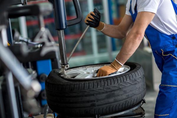 montaggio pneumatici Bollengo