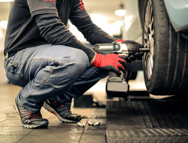 riparazione pneumatici Bollengo