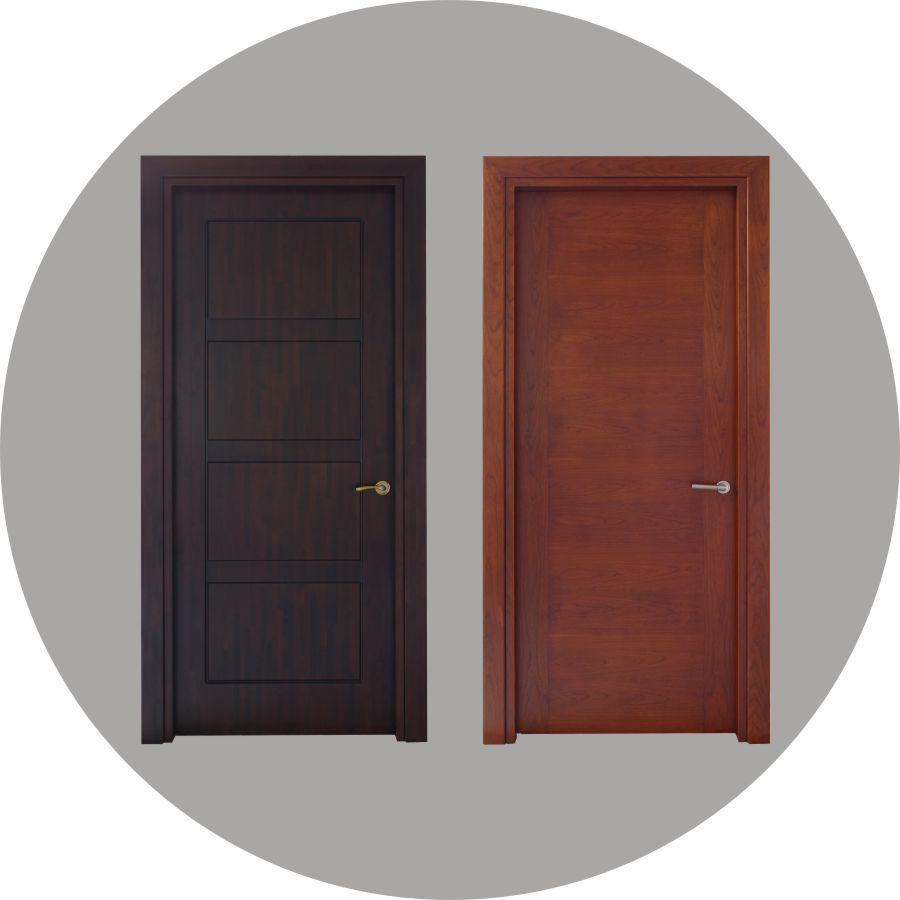 verniciatura porte in legno