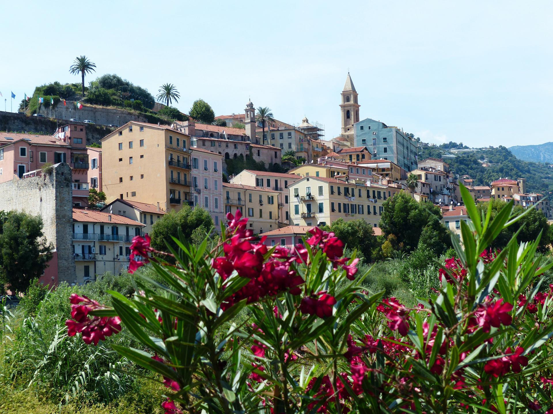 Turismo e servizi immobiliari Ventimiglia Imperia