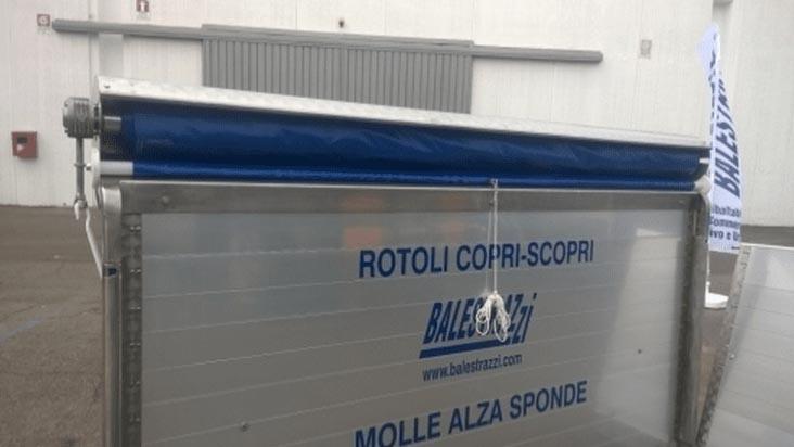 Produzione e riparazione teloni Fiorano Modenese Modena