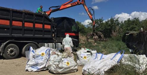 Smaltimento rifiuti Marano di Napoli