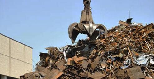 Ritiro materiali ferrosi Marano di Napoli