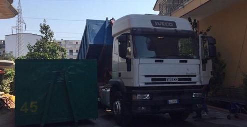 Container scarrabili Eurorottami Marano di Napoli