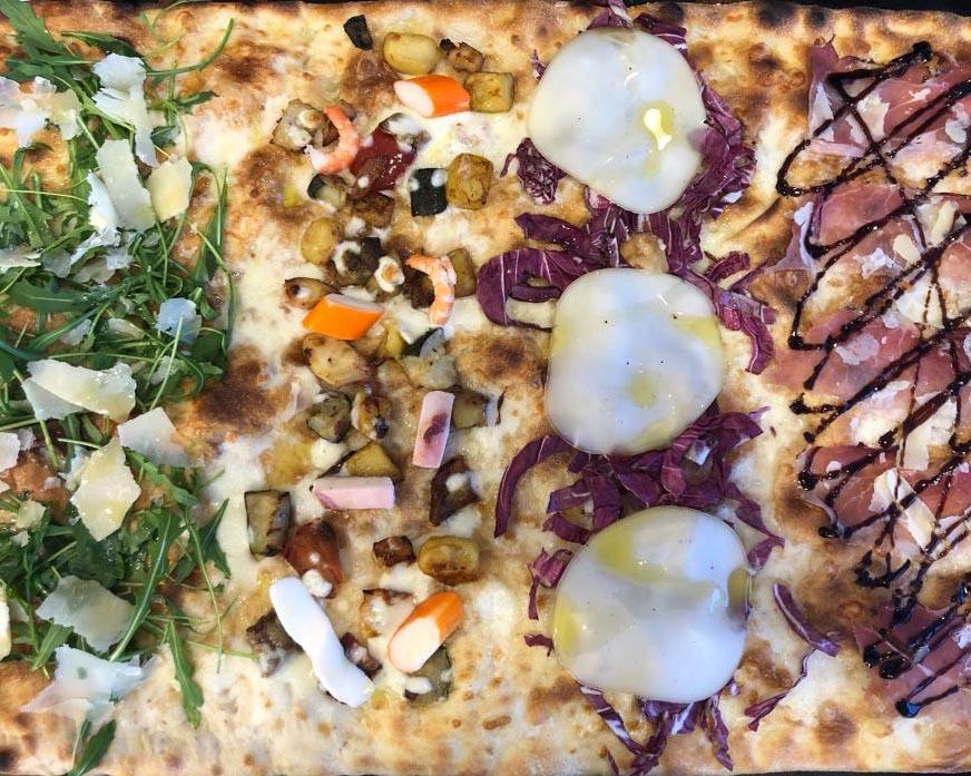 Pizza al taglio e da asporto Piediripa Macerata