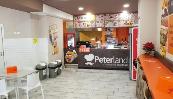 Fast food Peterland