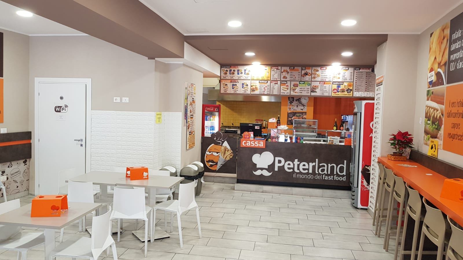 Fast food Peterland Cagliari