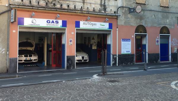 Impianto GPL o metano