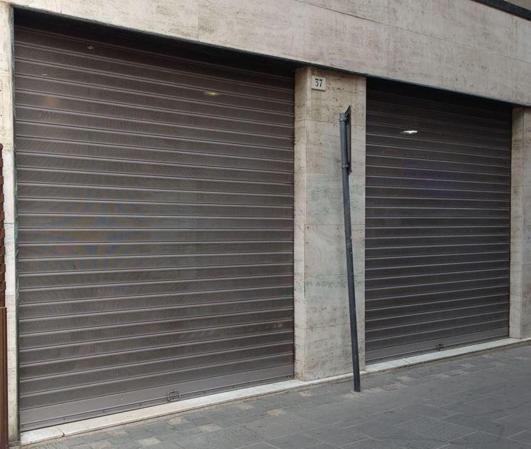 Chiusura garage
