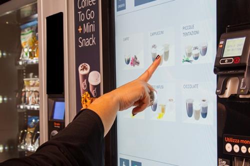Distributori automatici Parma