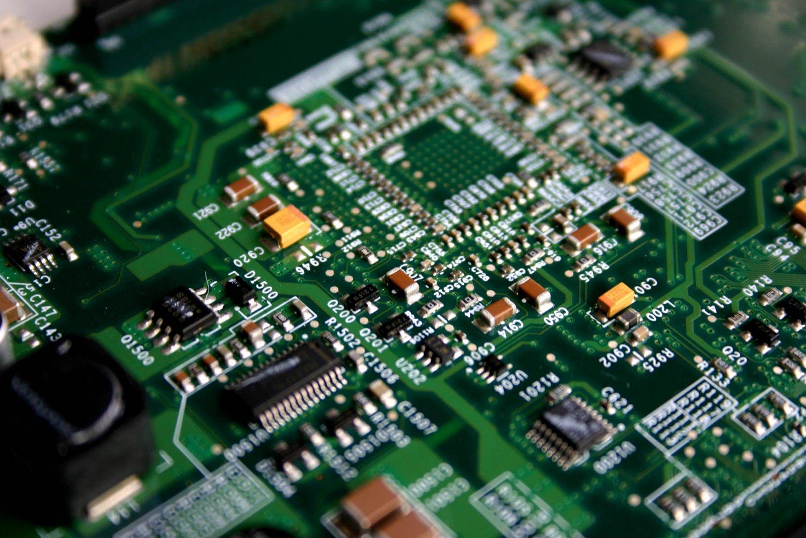 Manutenzione apparati elettronici