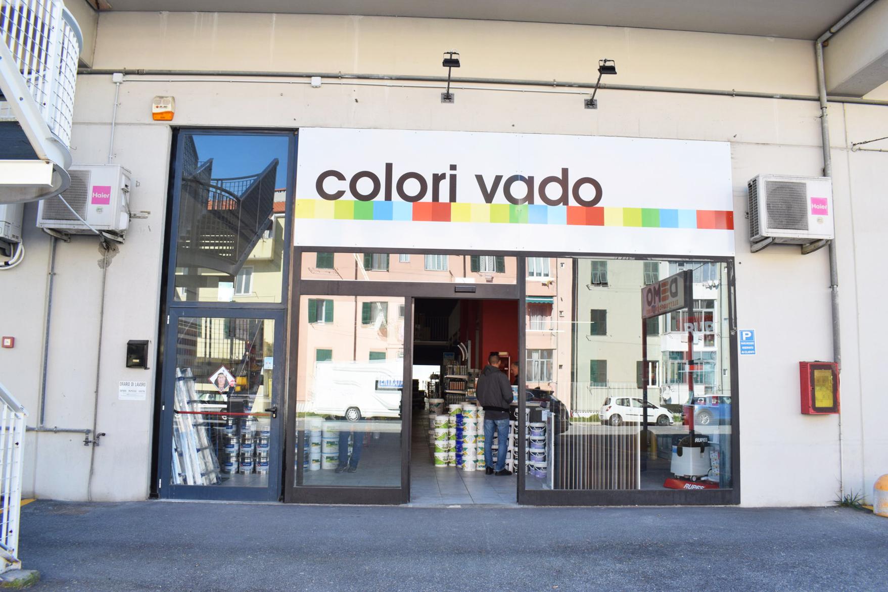 Colorificio Vado Ligure Savona