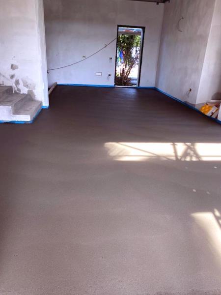 Sottofondi pavimentazioni