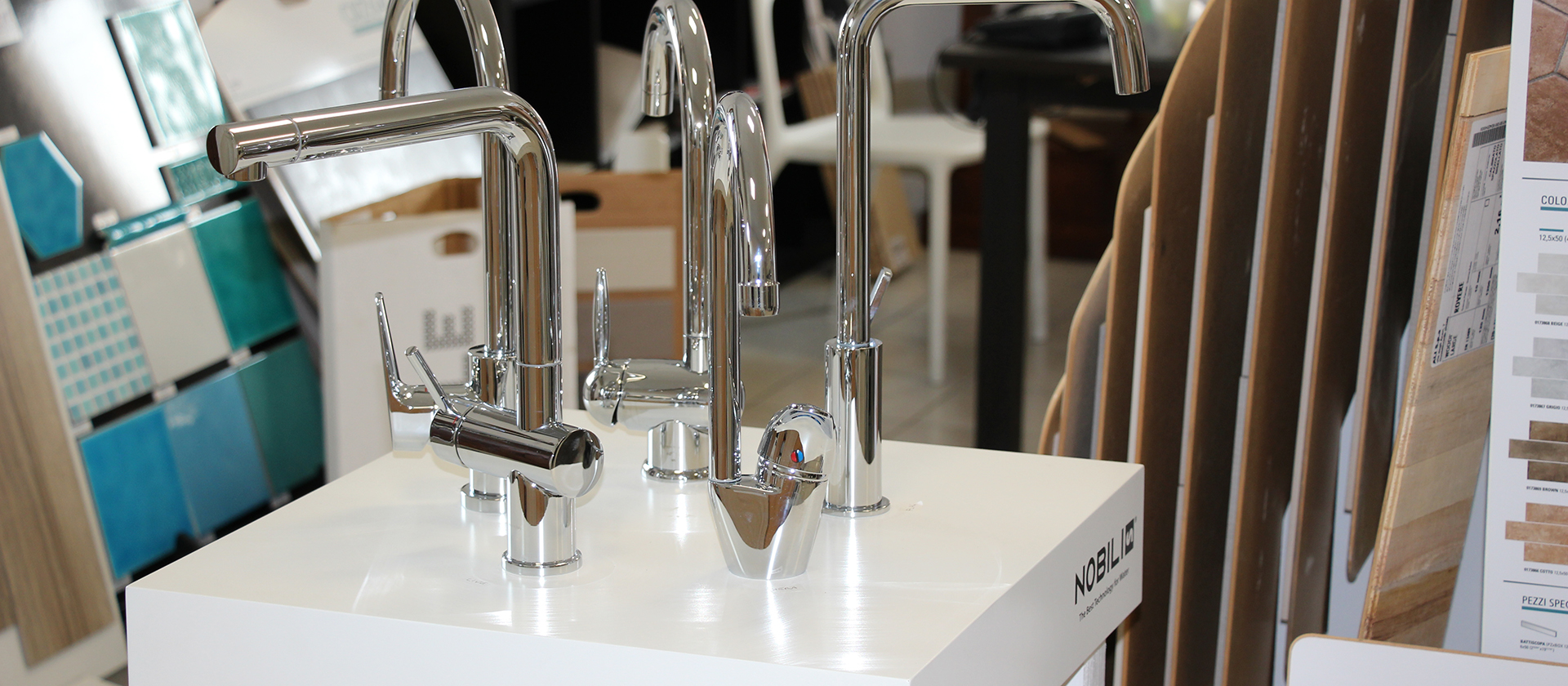 Sanitari e rubinetteria Colli al Metauro Pesaro Urbino Centrotubi