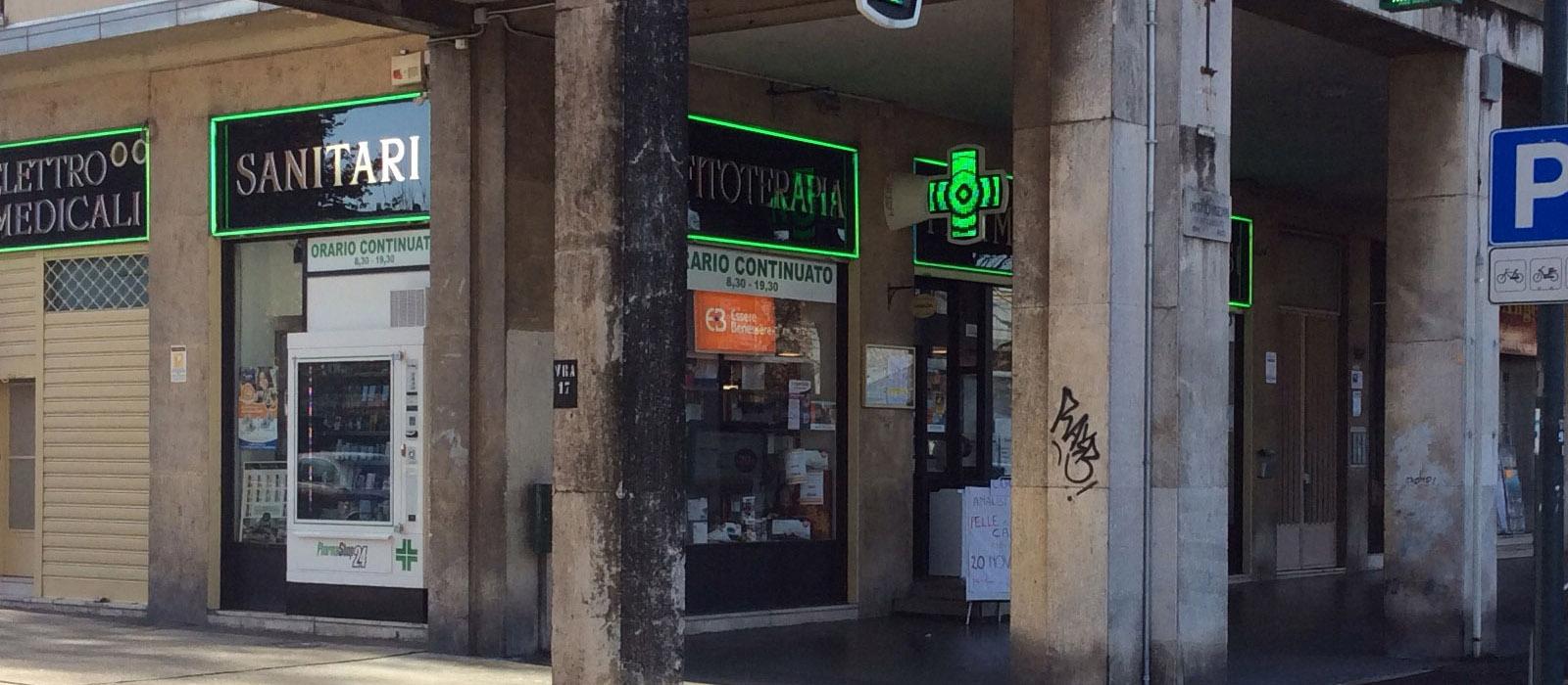 Farmacia Vigliani Torino
