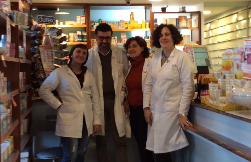 Staff Farmacia Vigliani