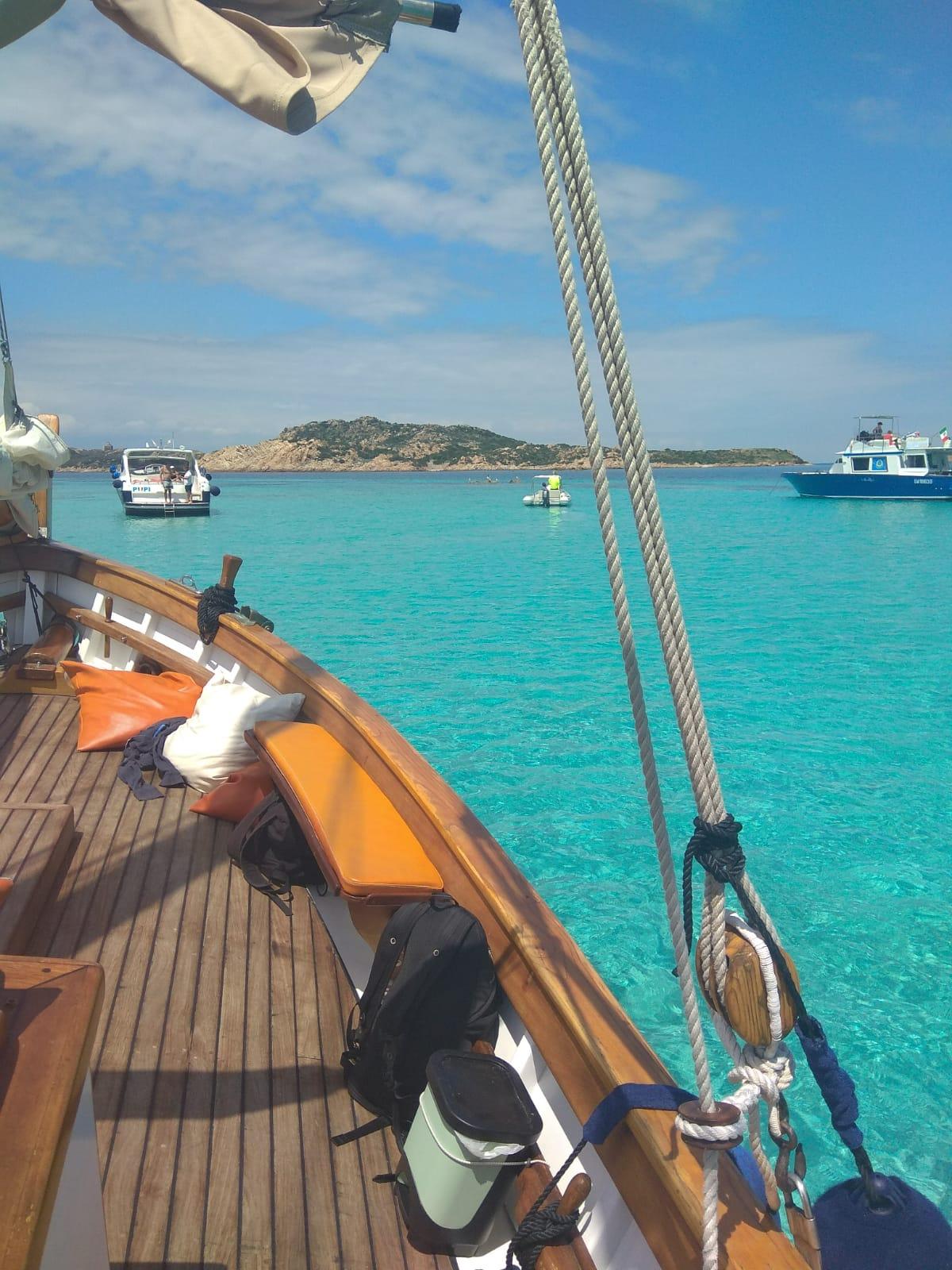 escursioni in barca La Maddalena