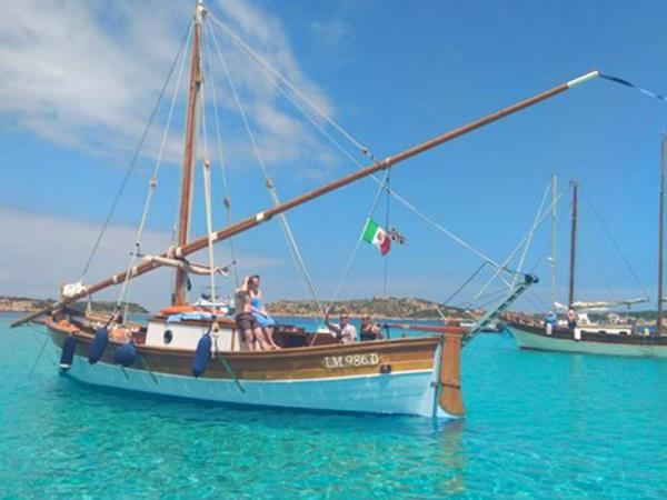 gite in barca a vela Costa Smeralda
