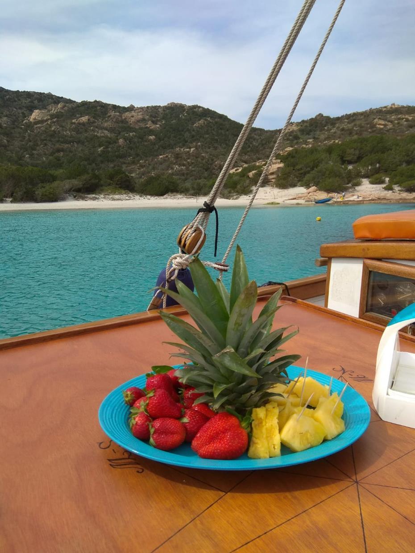 escursioni con pranzo a bordo Sardegna