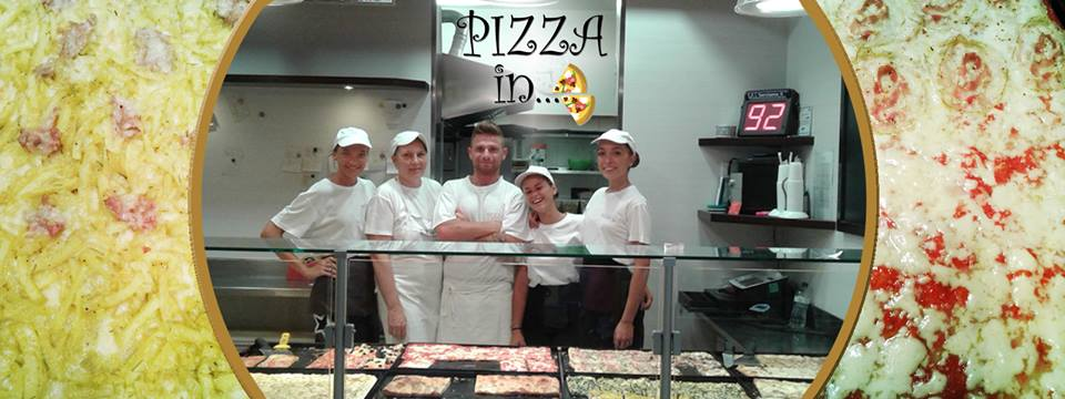 Staff Pizza In