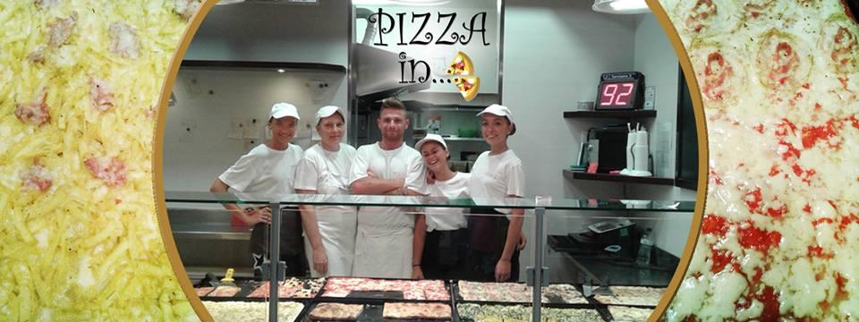 Staff Pizza In