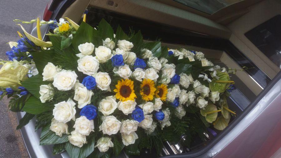 addobbi floreali per funerali Vittoria Ragusa