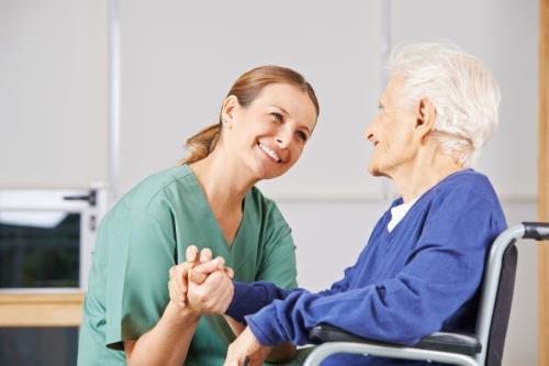 Servizio assistenza anziani:
