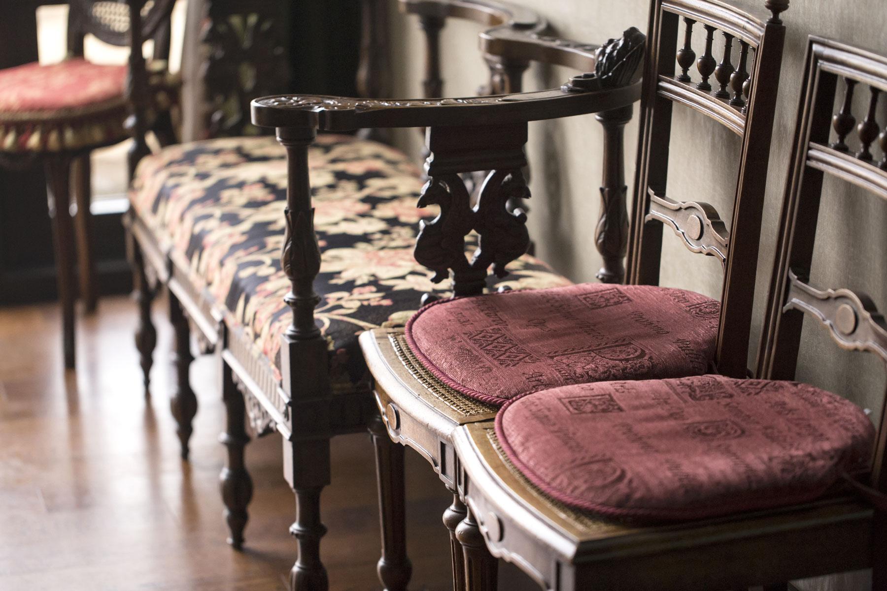riparazioni e restauro di mobili antichi
