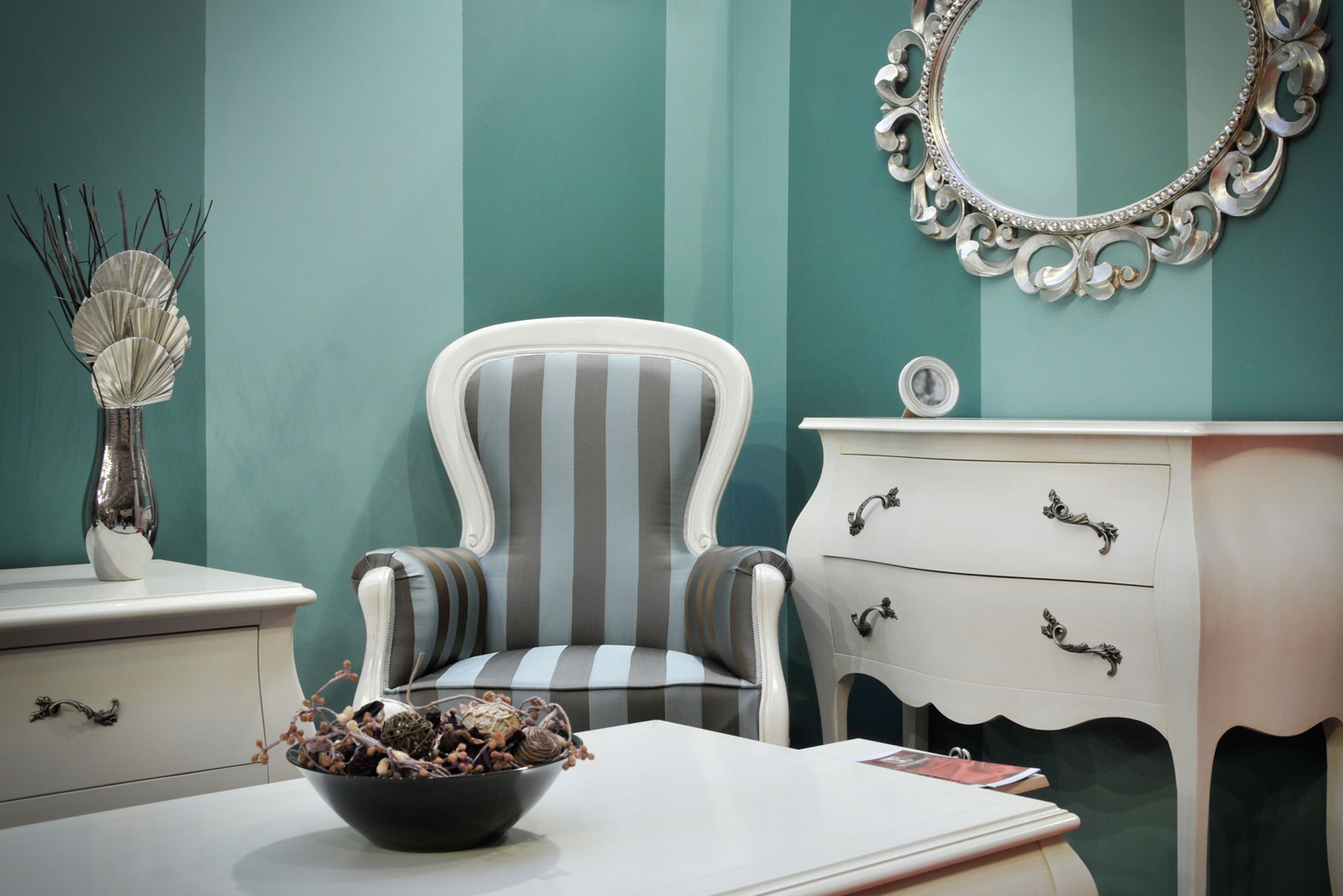restyling in stile shabby chic