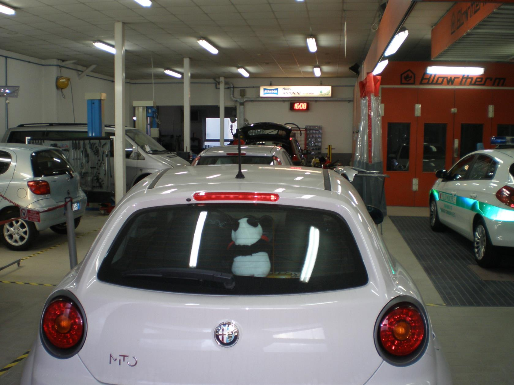 Officina autorizzata Alfa Romeo e Fiat