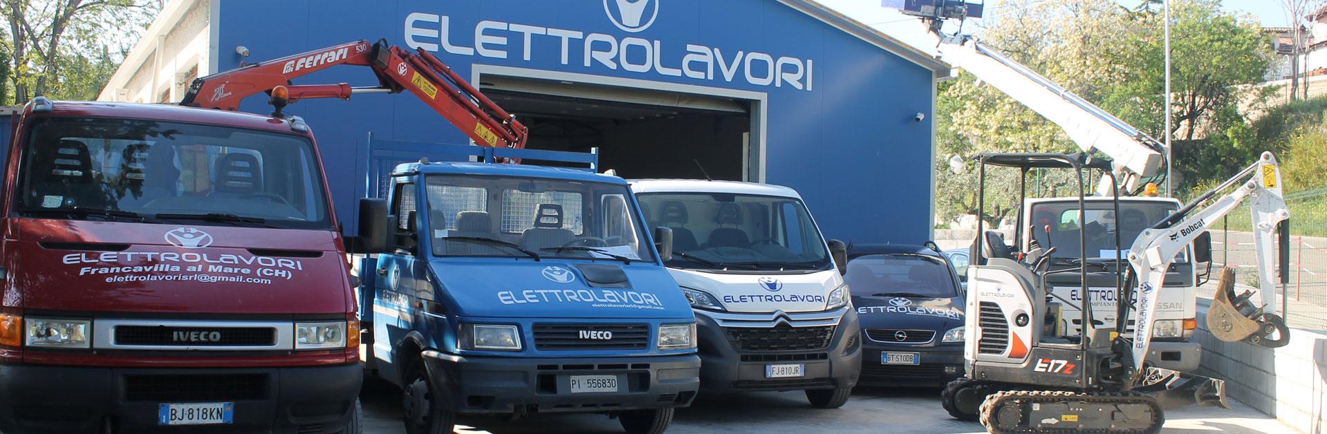 Impianti elettrici civili e industriali fotovoltaici Francavilla al Mare Chieti