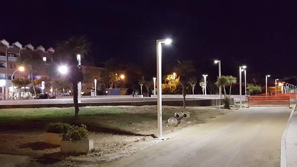 Risparmio energetico pubblica amministrazione Francavilla al Mare Chieti