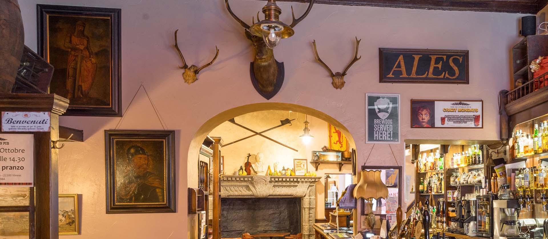 Pub ristorante Varese