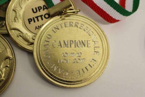 realizzazione medaglie per premiazioni ancona