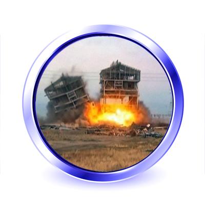 Abbattimenti con esplosivo