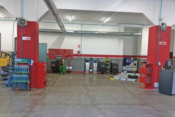 officina meccanica roma