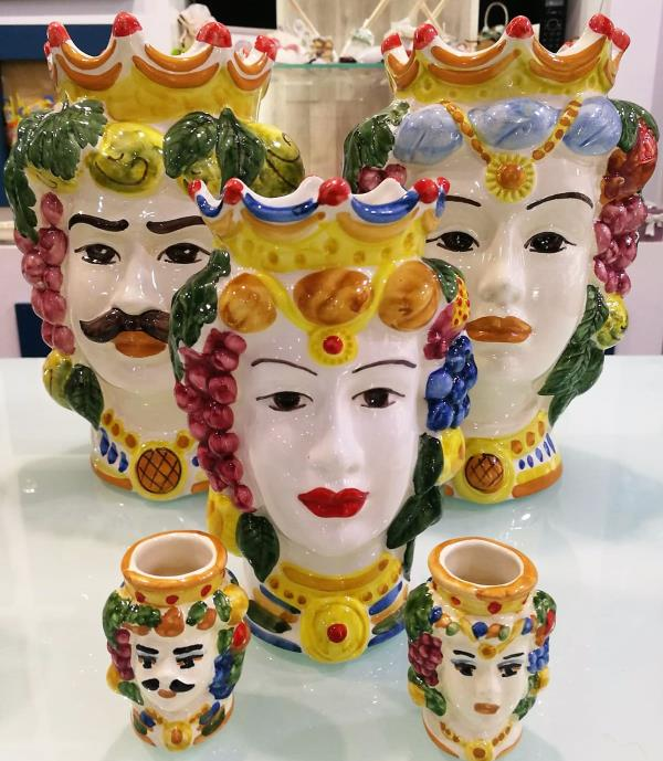 ceramiche artigianali palermo