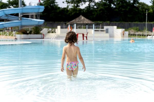 piscina con gazebo Castrezzato Brescia