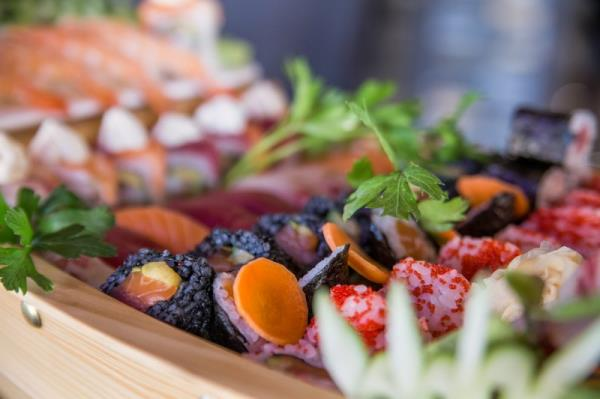 catering cucina giapponese