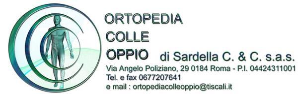 Ortopedia Sanitaria Colle Oppio Roma