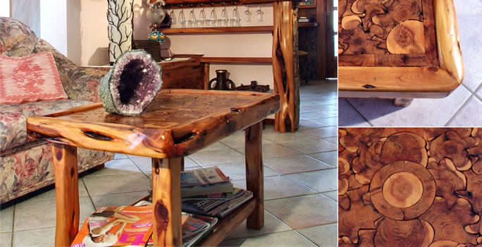 Complementi d 'arredo in legno
