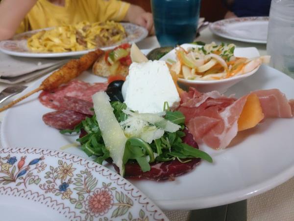 Piatti della tradizione italiana  La Dolce Vita