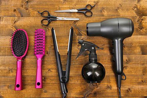 prodotti professionali e attrezzature parrucchieri e centri estetici