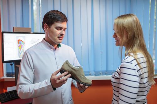 calzature e plantari su misura ortopedia rubbini